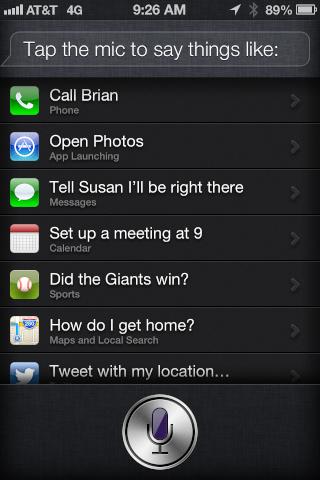 Siri, iOS 6 beta 4
