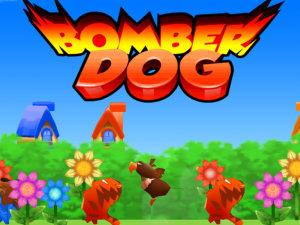 Bomber Dog by Okay Games screenshot