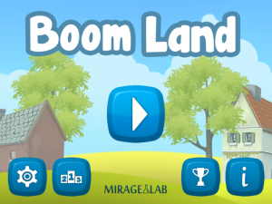 Boom Land by Mirage-lab screenshot