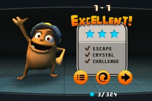 Critter Escape by Chillingo Ltd screenshot