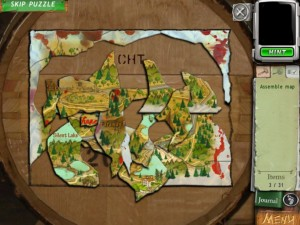 Bigfoot: Hidden Giant HD by G5 Entertainment screenshot