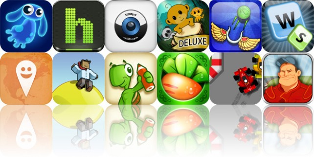 Todays Apps Gone Free: Glowfish, HABU Music, JumiCam And More