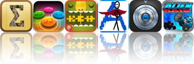 Today's Apps Gone Free: Scalar, Rhythm Repeat, Monster Puzzles And More