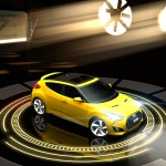 Asphalt 7: Heat version 1.0.1 (iPad 2) - 2013 Hyundai Veloster Turbo (Showroom)