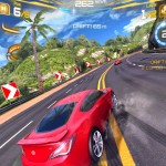 Asphalt 7: Heat version 1.0.1 (iPad 2) - 2013 Hyundai Genesis Coupe (Hawaii Race)