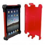 Ballistic Tough Jacket (iPad 2) - Red
