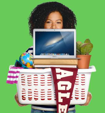 Apple's back to school promo 2012