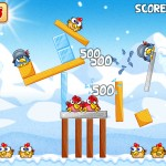 Chicken Raid (iPhone 4) - Frozen Solid