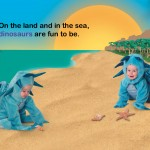 Dinosaur - Picture Me (iPad 2) - Story