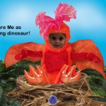 Dinosaur - Picture Me (iPad 2) - Personalization
