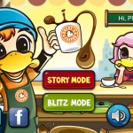 Ducky's Coffee version 1.5 - Main Menu