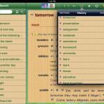 English-Spanish Unabridged Dictionary version 2.4 (iPad 2) - History