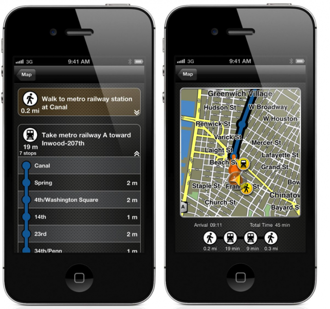 Garmins iOS Apps To Include City-Centric, Google 3D Maps Features This Fall