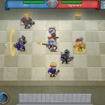 Hero Academy version 1.3 (iPad 2) - Skirmish