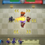 Hero Academy version 1.3 (iPad 2) - Stabbing Time
