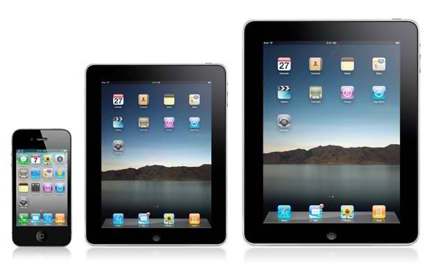 iPad mini se bude jmenovat iPad mini a nové iPody