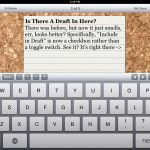 Index Card version 3.2 (iPad 2) - Edit Card (Include in Draft)