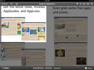 PDF Expert version 4.2 (iPad 2) - Focus Tool