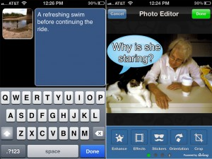 PhotoSync for Facebook version 2.2.2 - Caption and Editing