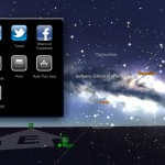 Star Walk version 6.0 (iPad 2) - Main View (Share)