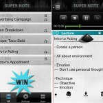Super Note version 3.1 - WIN