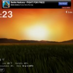 Weather HD 2 Free version 2.0.1 (iPad 2) - Classic Mode
