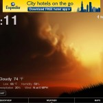 Weather HD 2 Free version 2.0.1 (iPad 2) - Current Weather