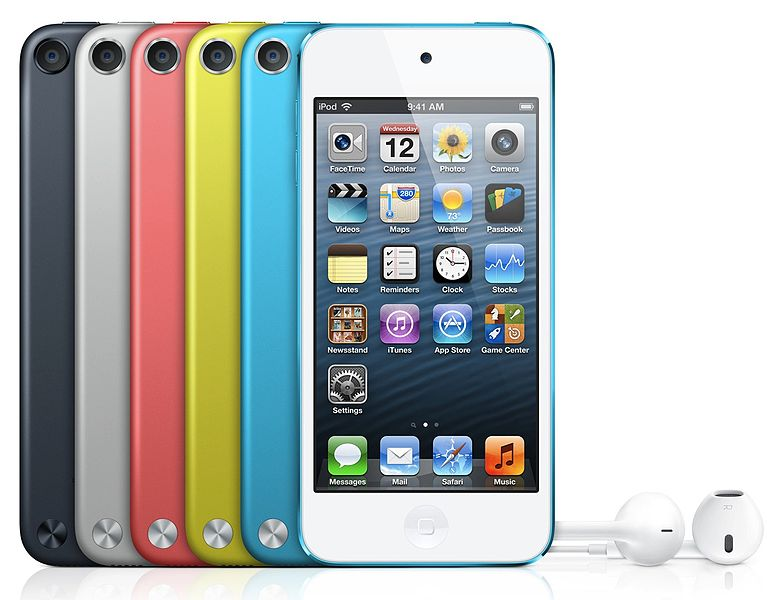 2012 iPod Touch