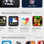Amazing Apps on iPhone 5