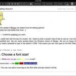 Blogsy 2