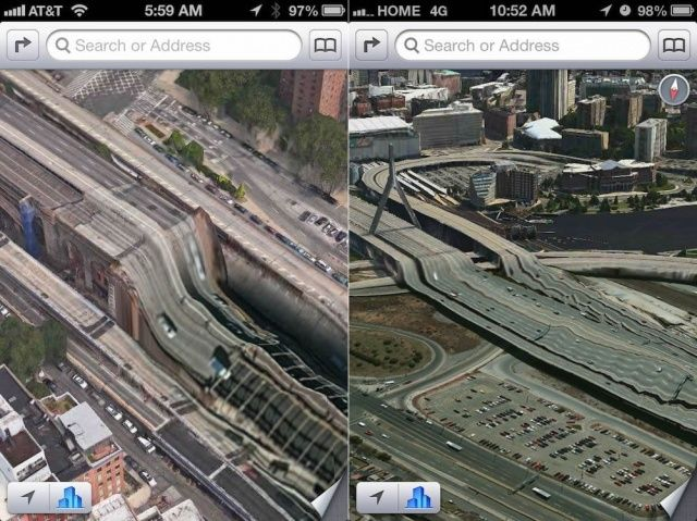 Apple's Maps: Not Ready for Prime Time?