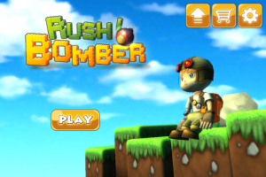 Rush!Bomber by Friendol Ltd. screenshot