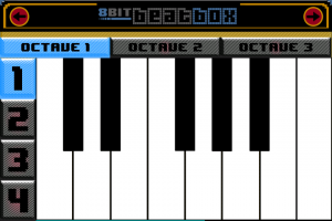 8Bit BEATBOX- iPhone Edition by Blue Lotus screenshot
