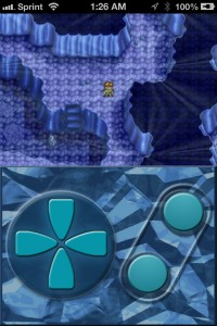 Lunar Silver Star Story Touch by SoMoGa, Inc. screenshot