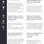 Instapaper for iPad 1