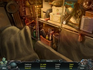 Nightmares from the Deep: The Cursed Heart, Collector's Edition HD by G5 Entertainment screenshot