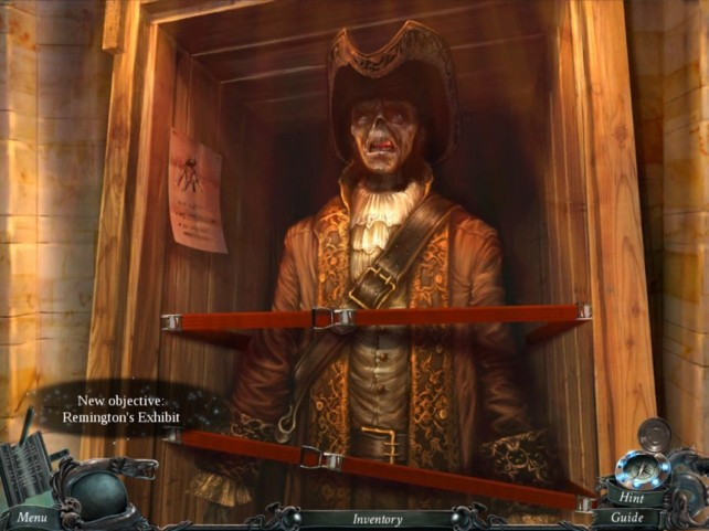 Set Sail On A Pirate Adventure In Nightmares From The Deep The Cursed