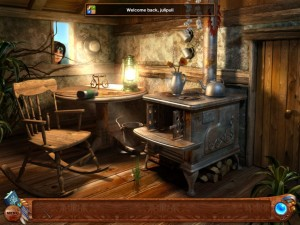 Spirit Walkers: Curse of the Cypress Witch by G5 Entertainment screenshot