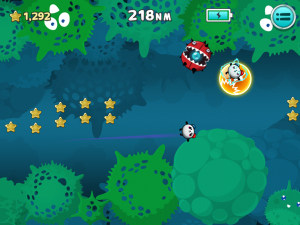 Electric Tentacle by Chillingo Ltd screenshot
