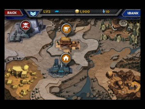 WarCorps: Genesis by Triniti Interactive Limited screenshot