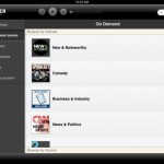 Stitcher Radio for iPad 4