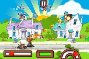 Retrobot by Endeavor Bros Interactive Software screenshot