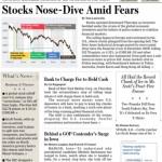 The Wall Street Journal iPad 1