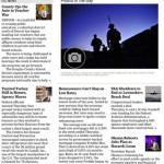 The Wall Street Journal iPad 2