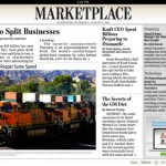 The Wall Street Journal iPad 3