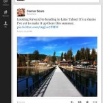 Twitter for iPad 1