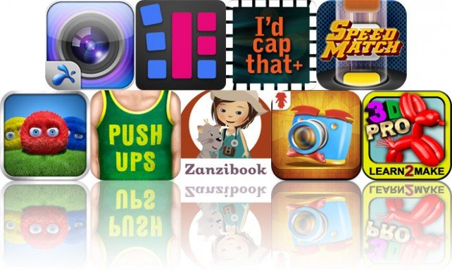 Today's Apps Gone Free: Splashtop CamCam, Flickr Studio, I'd Cap That And More
