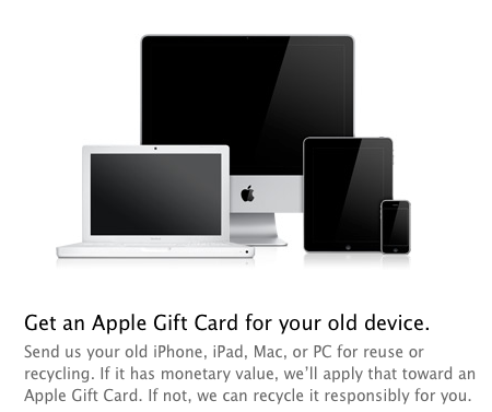 Apple's Recycling Program