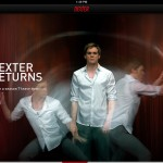 Dexter version 2.0 (iPad 2) - Home