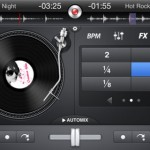 djay for iPhone 4